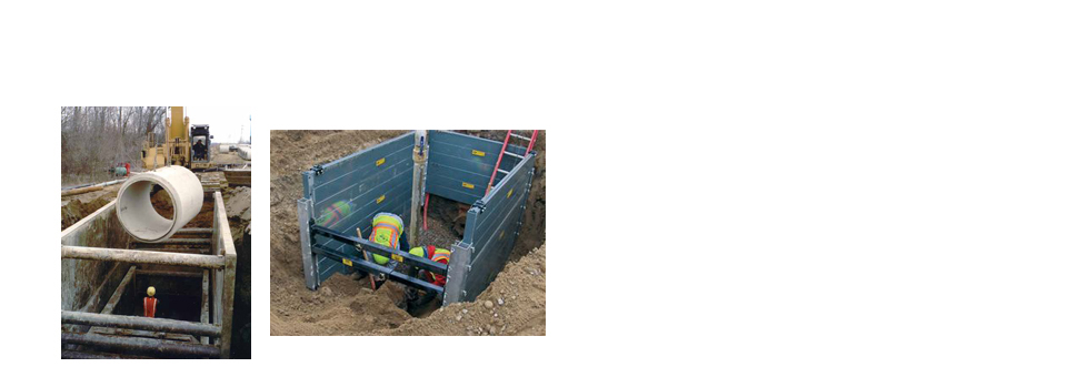 TRENCH SHORING & SAFETY SEMINARS